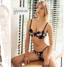 ART 4550 - Pijama de Frisa con Estampa que Brilla en la Oscuridad