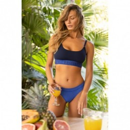 Camisa m/larga escoces algodón