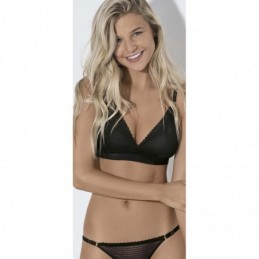 Pack x 3 vedettinas en microfibra lisa.- ART 1142